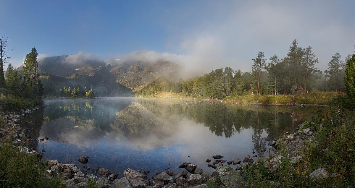 Оптимистичная утренняя панорама - Евгений ...