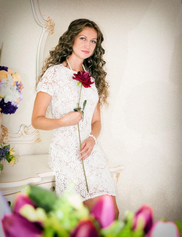 Дарья - Милана Михайловна Саиткулова