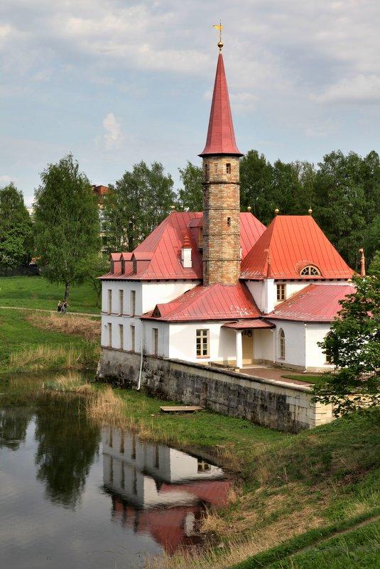 Приоратский дворец - Наталья