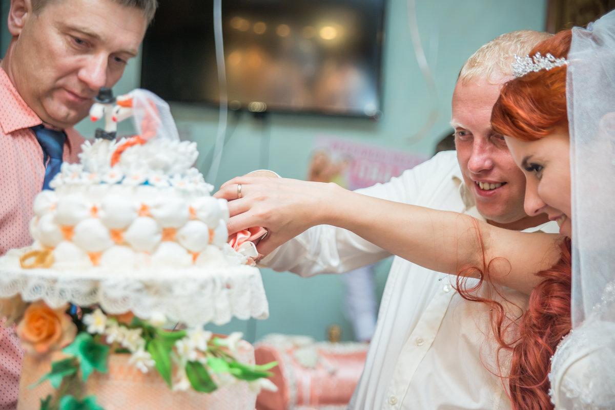 Свадебный торт - Тати Фокс