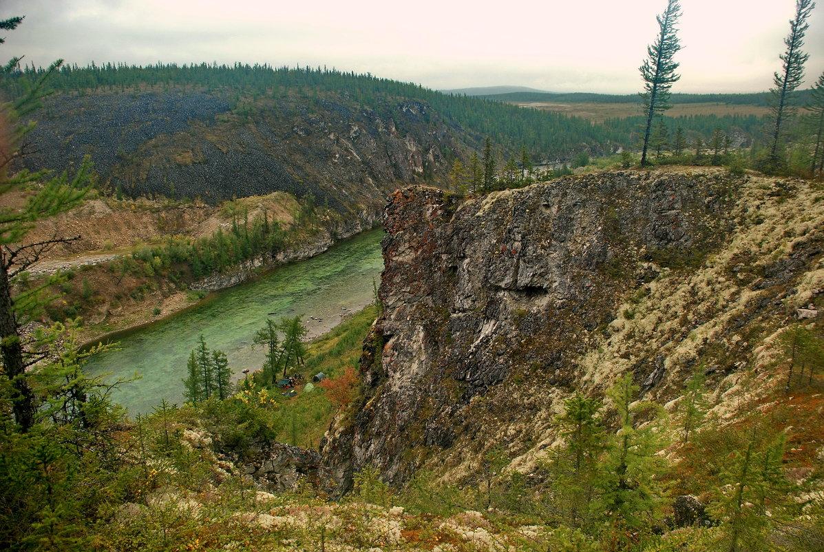 Река Кожим - Валерий Толмачев