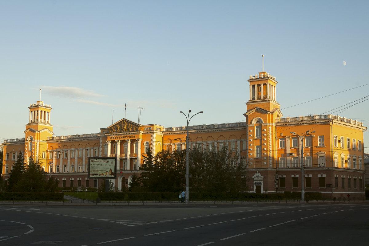 Иркутск - Сергей Сол