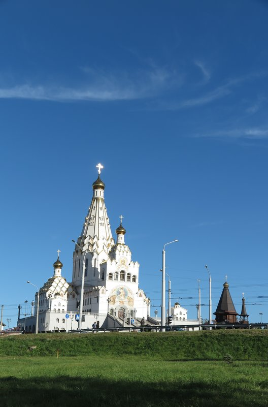 Всехсвятская церковь - Оксана Кошелева