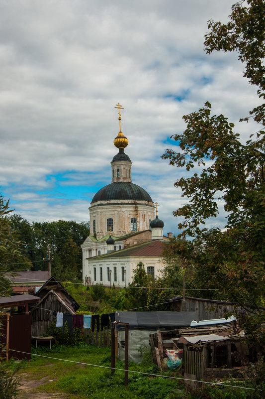 Вяземский дворик - Alexander Petrukhin