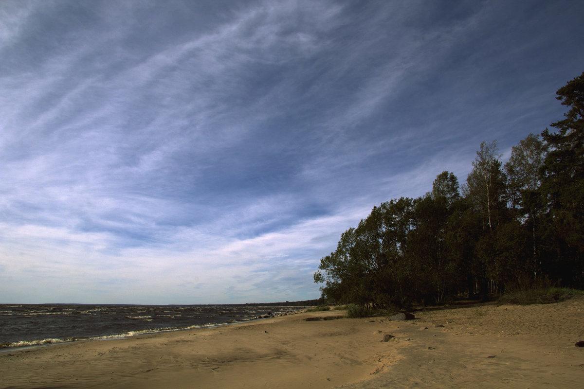 Осенний залив - Aнна Зарубина