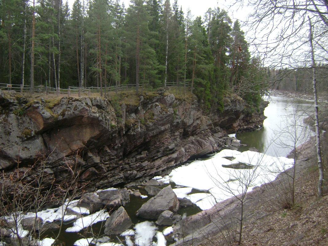 Финская весна - Марина Домосилецкая