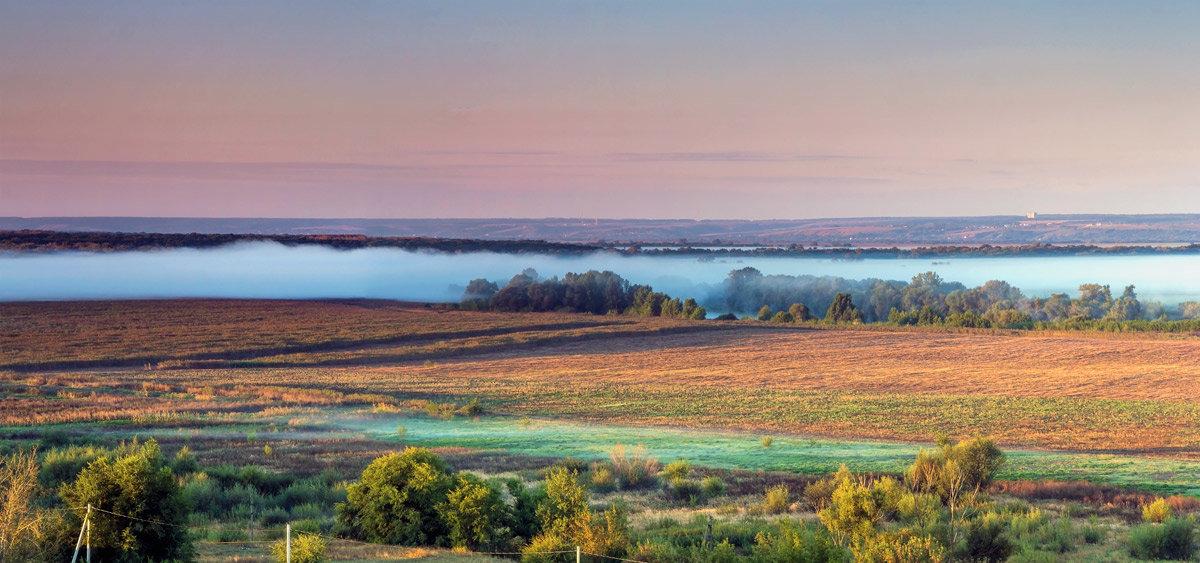 Линия утреннего тумана - Юрий Стародубцев