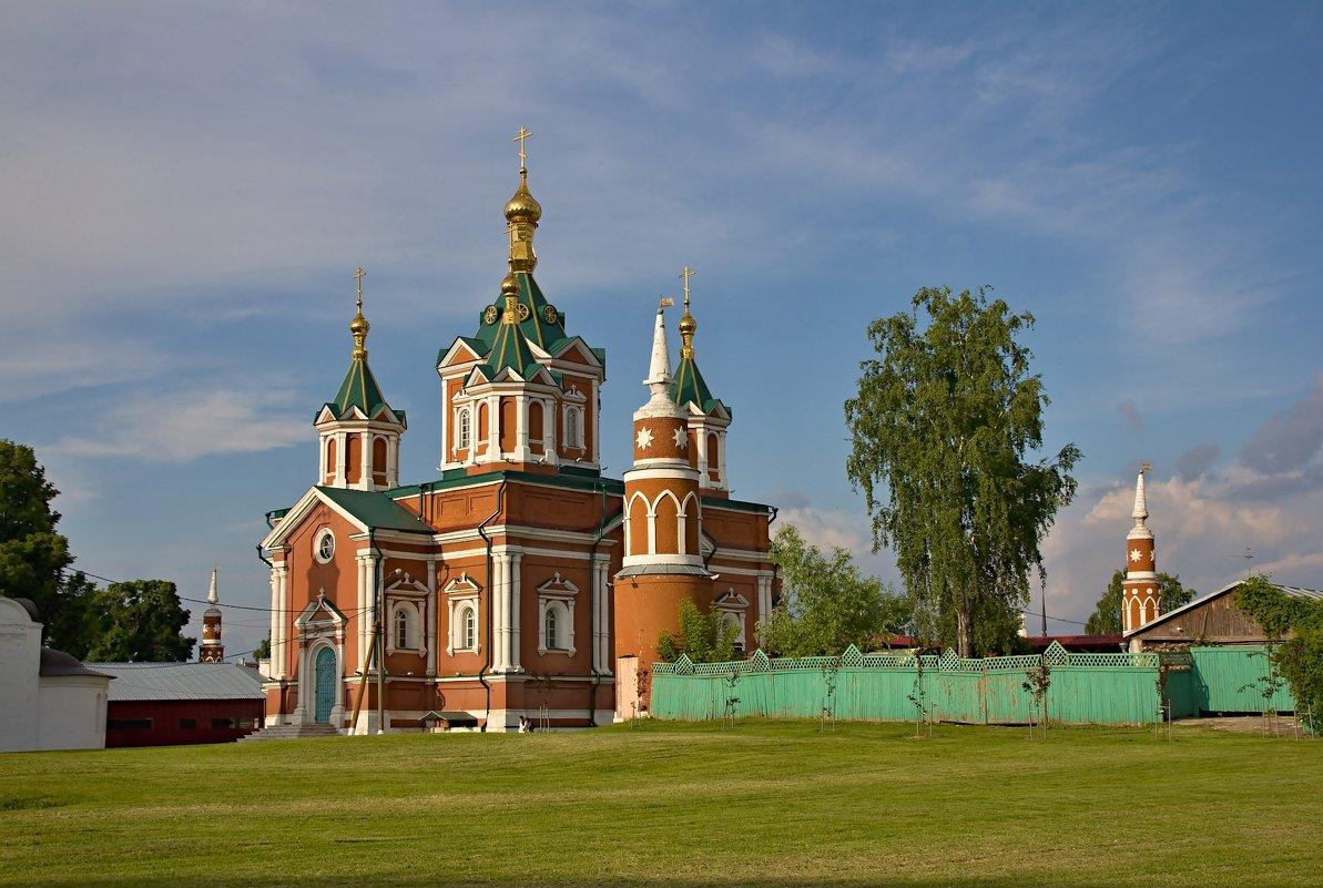 Крестовоздвиженский собор - Константин