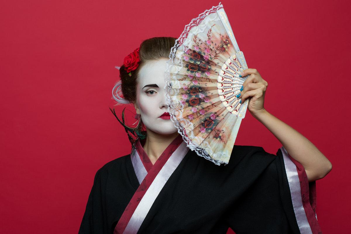 Игра японского веера - Василиса Демидова