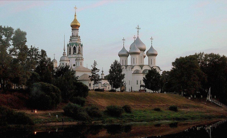 Вологда - Надежда Бахолдина