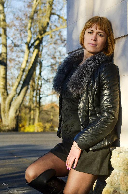 Мария - Ольга Мореходова