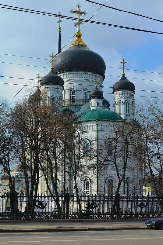 Благовещенский собор . Воронеж - 4uika (Алла) Тарасова