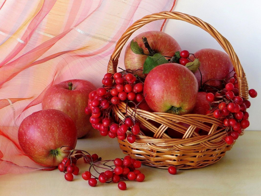 Тёплые краски осени - Татьяна Смоляниченко
