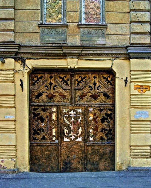 ворота - Александр Корчемный