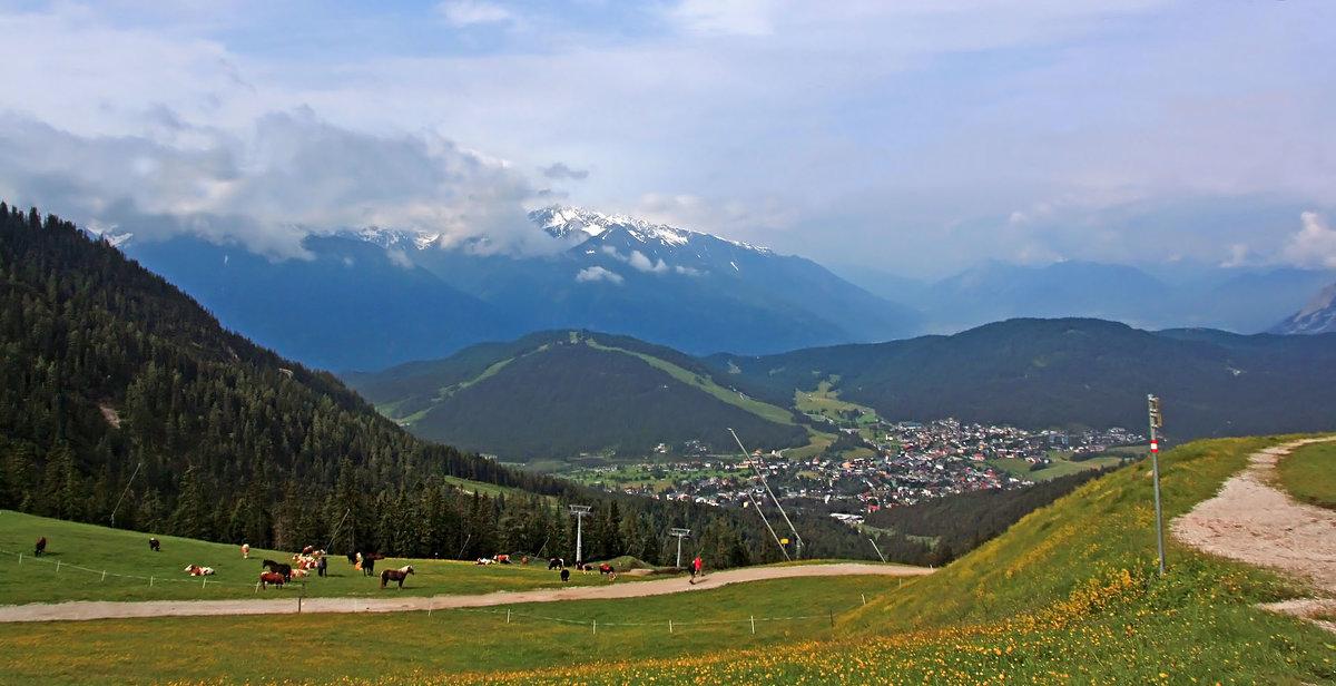 В Альпах - Alexander