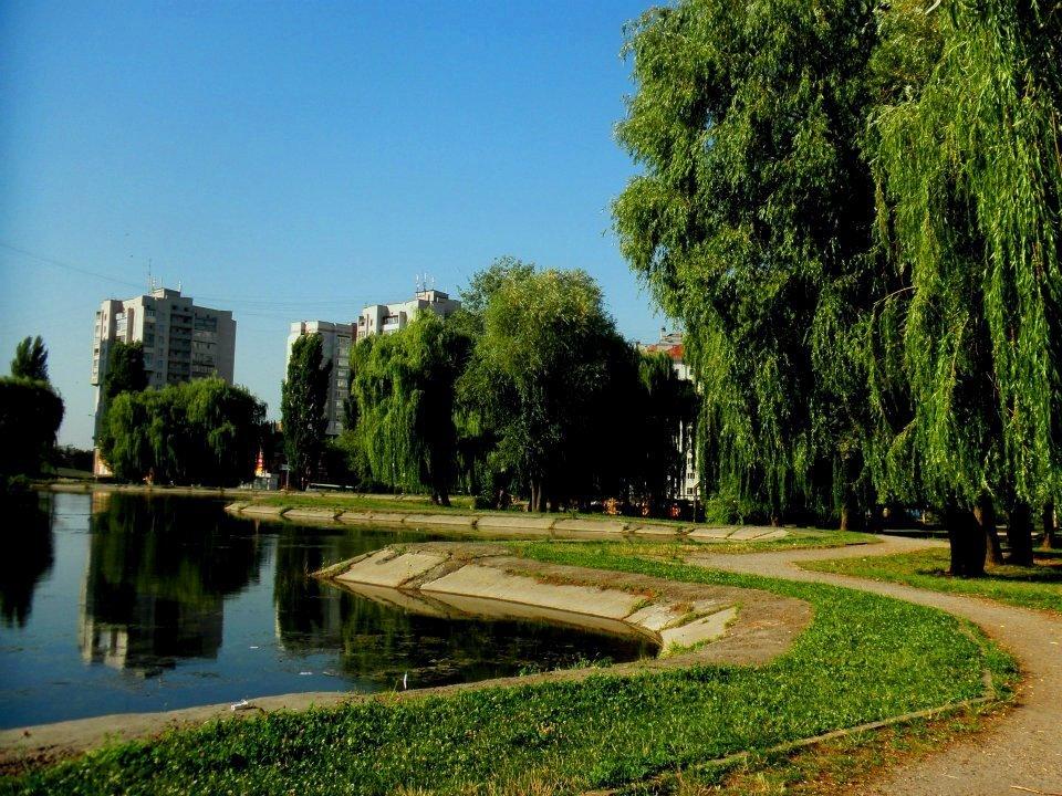 Городской парк (Бровары Киевской области) - Наталия Каминская
