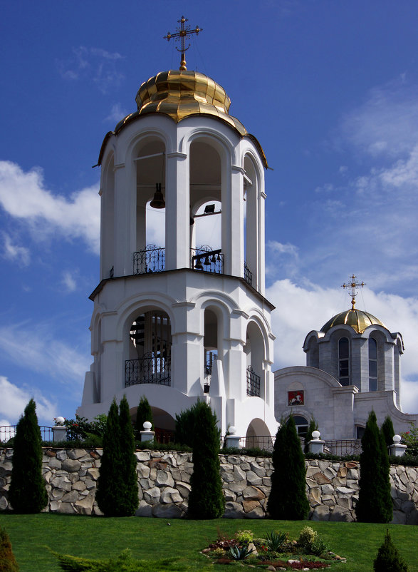 Ессентуки, женский монастырь. - Алексей Golovchenko