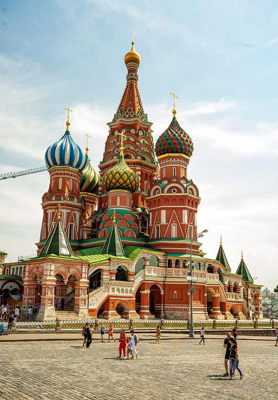 Москва - Евгений Кузьминов