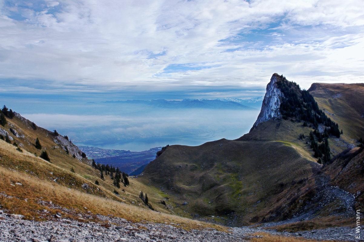 осень в горах - Elena Wymann