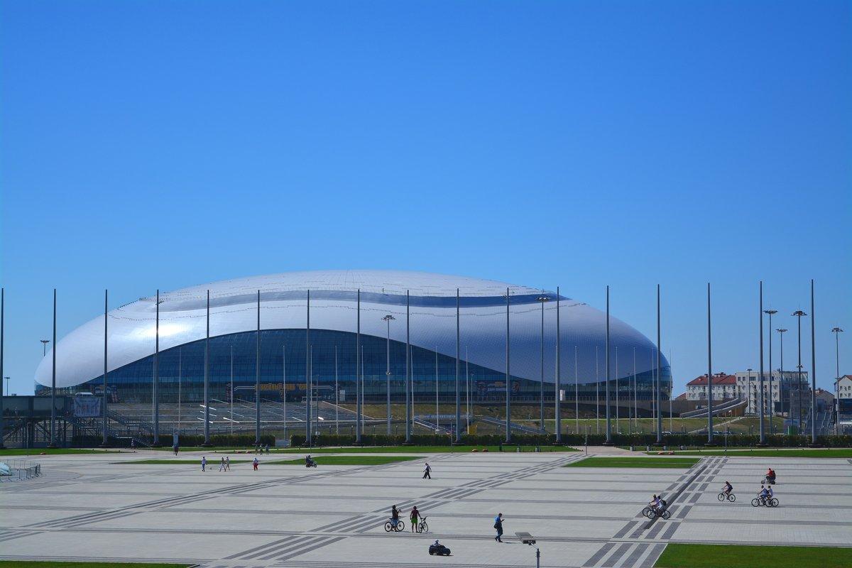 Гуляя по Олимпийскому парку-6 - Любовь