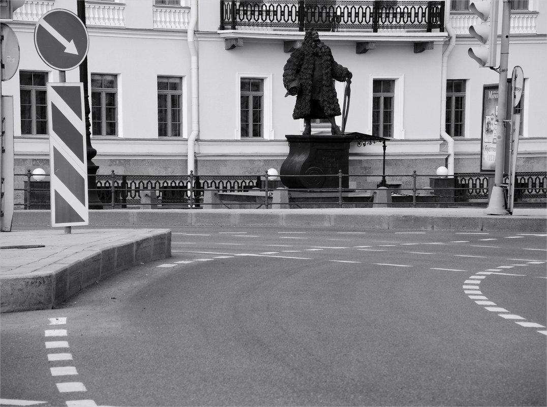 Архитектор у дороги - sv.kaschuk