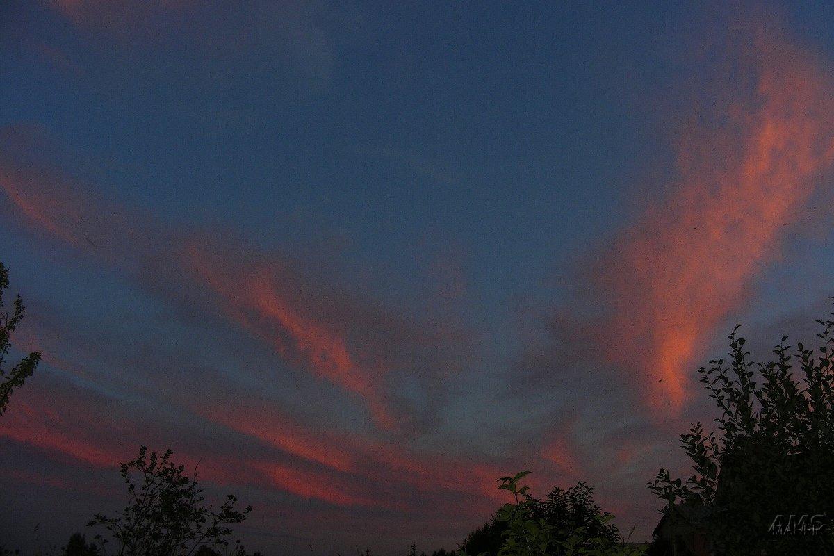 Июльский закат... - kolyeretka