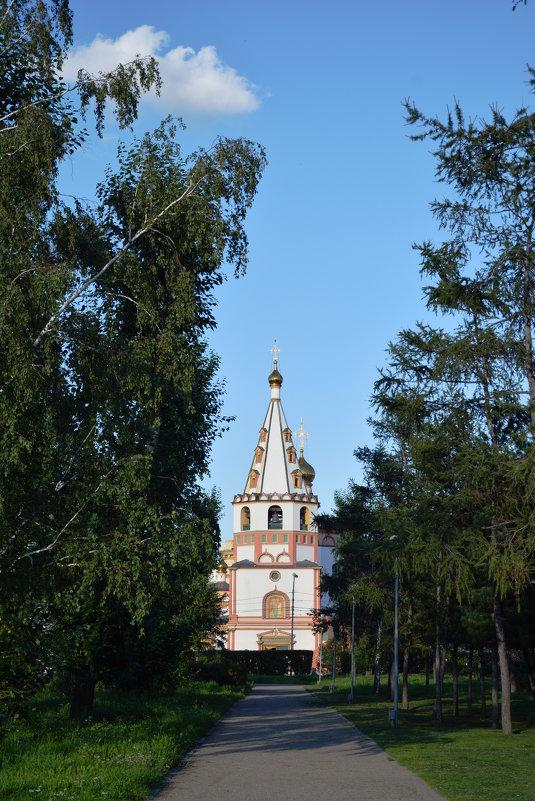 Собор Богоявления - Наталья Покацкая