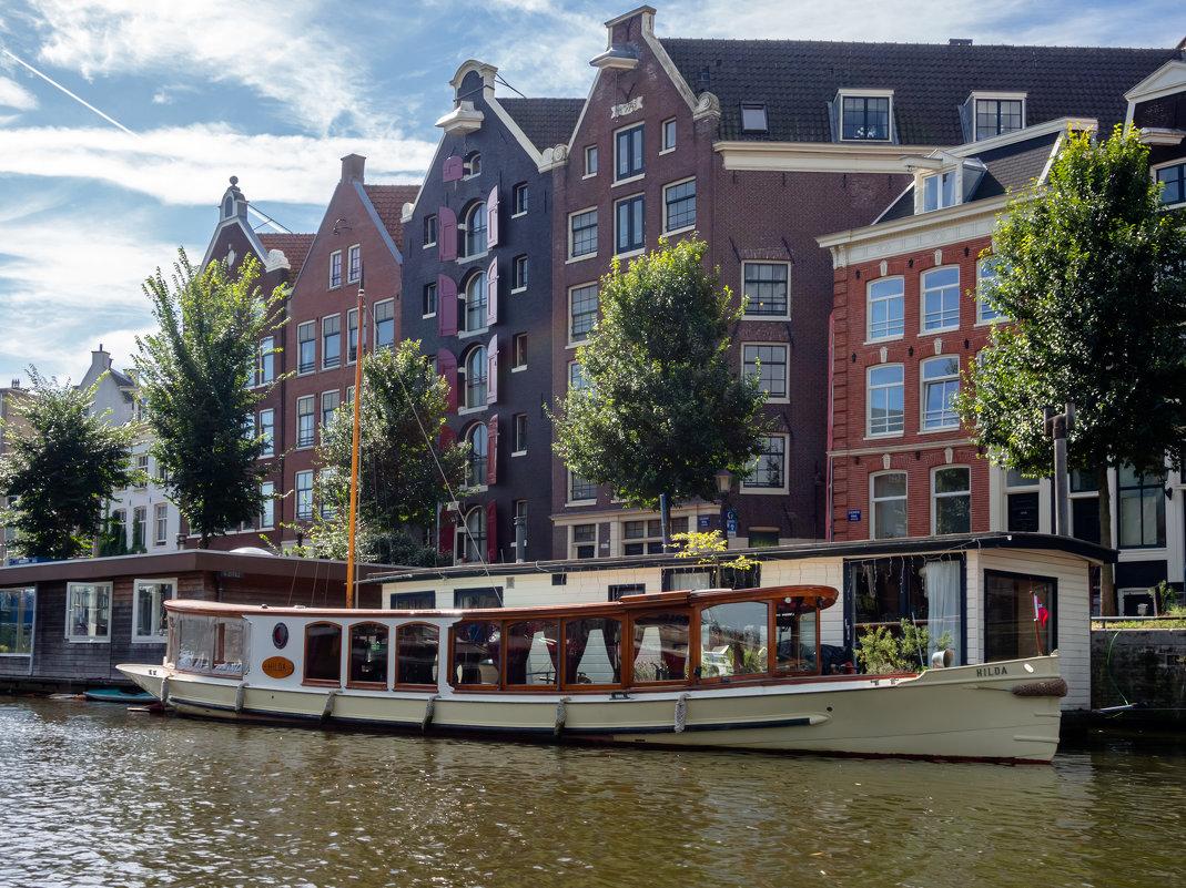 Плавучие дома в Амстердаме! - Witalij Loewin