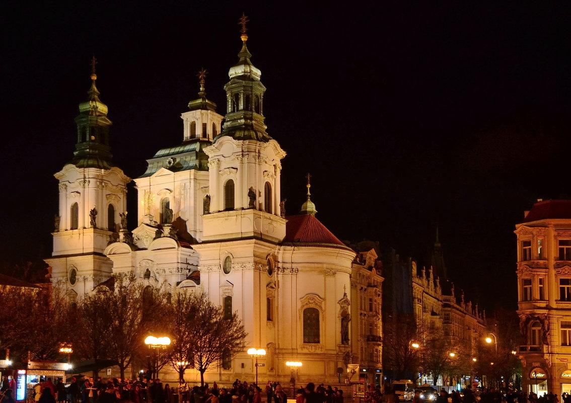 Прага, Старое место - Владимир Брагилевский