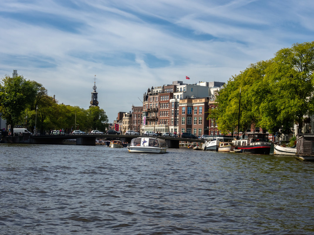 Каналы и архетектура Амстердама - Witalij Loewin