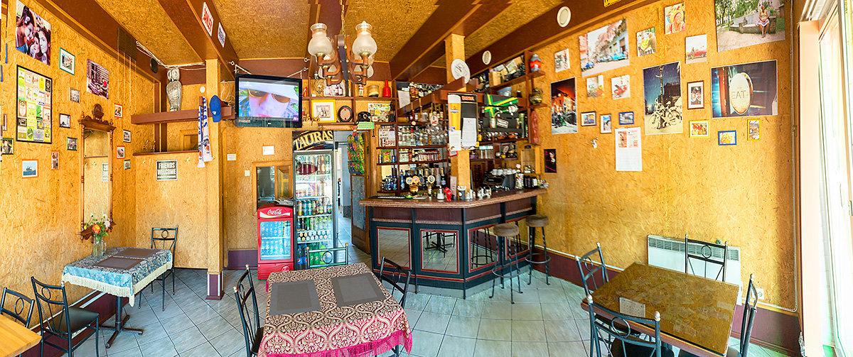 Самый уютный Клайпедский бар - Леонид Соболев