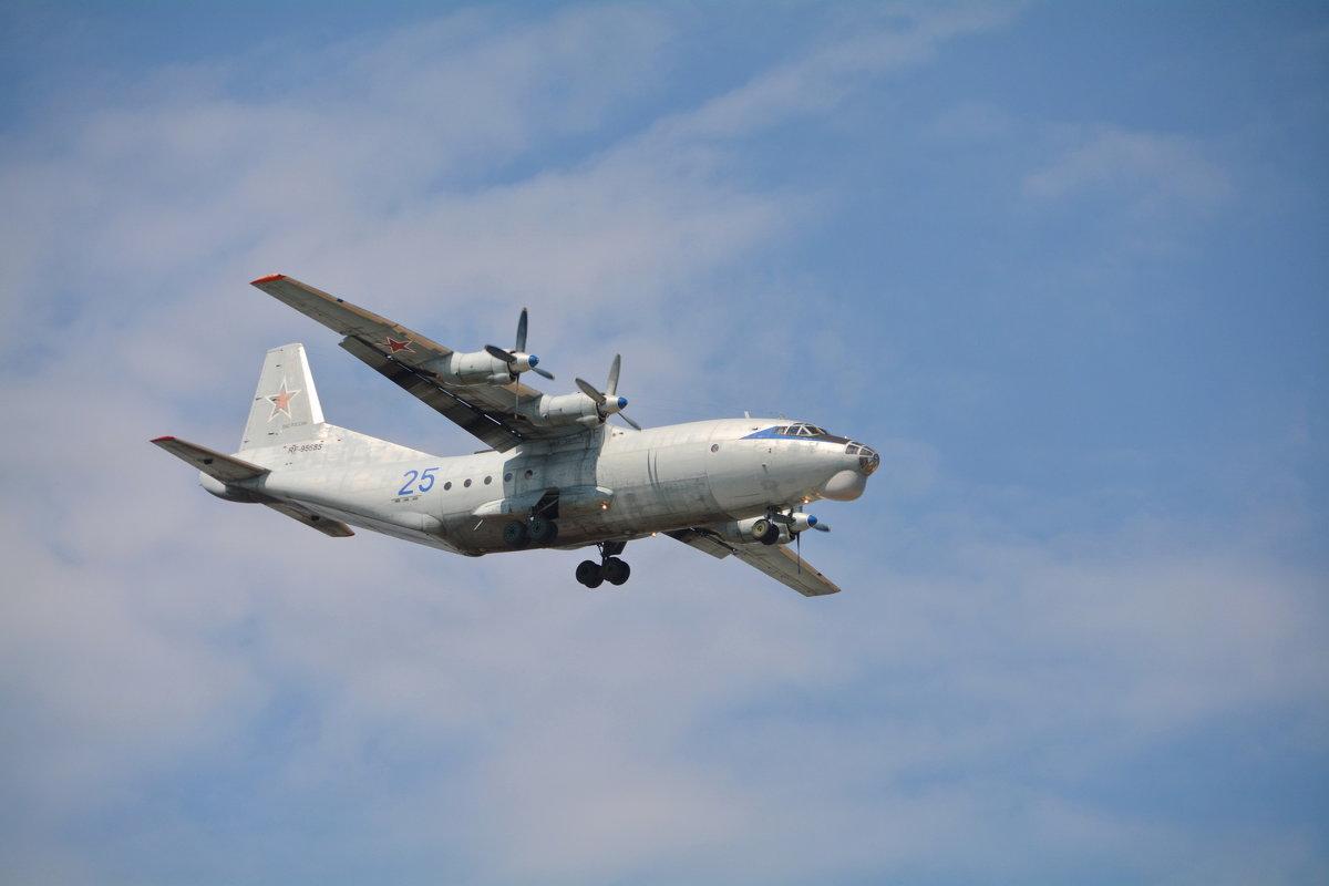самолетик с винтами - Александр С.