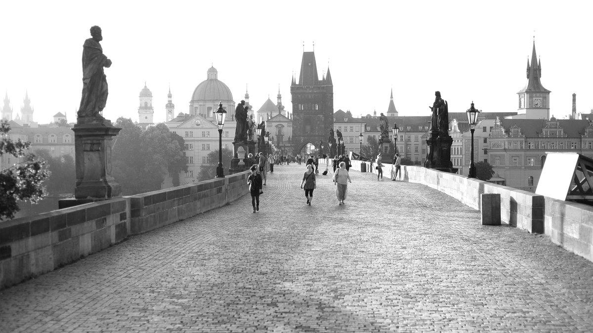 Прага - Андрей Кто
