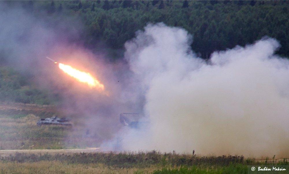 "ТОС-1 ""Буратино"" - Максим Бочков"