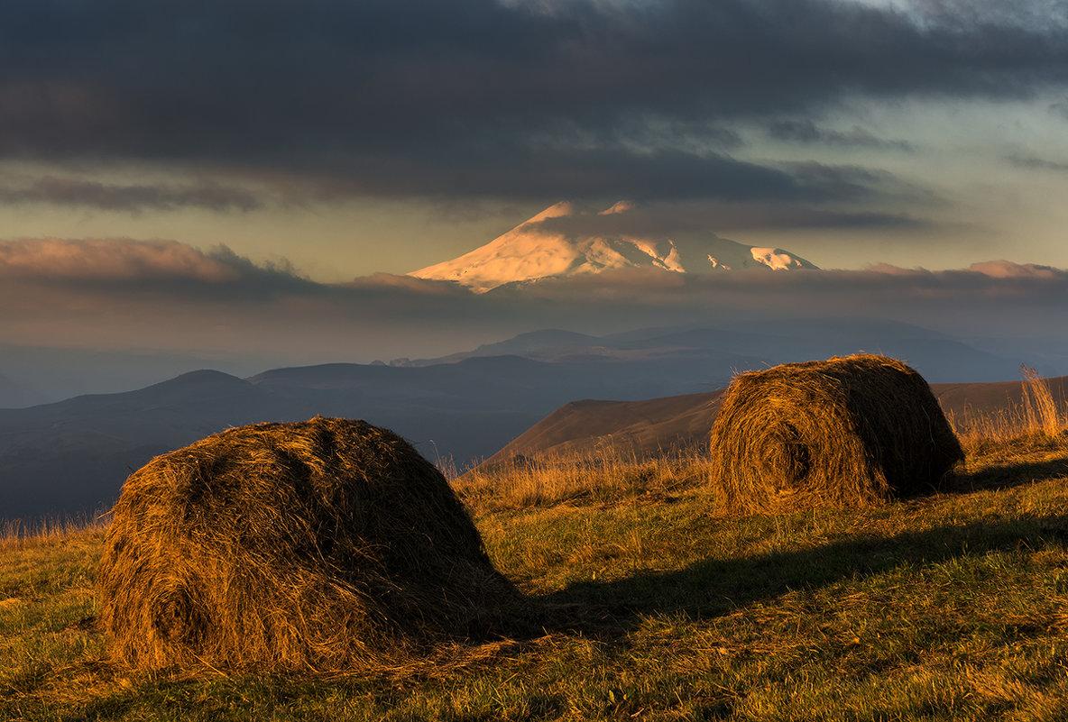 На плато Шатджатмаз - Александр Хорошилов