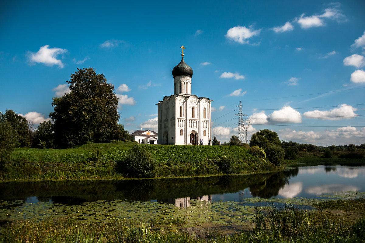 Храм Покрова-на-Нерли - Светлана .