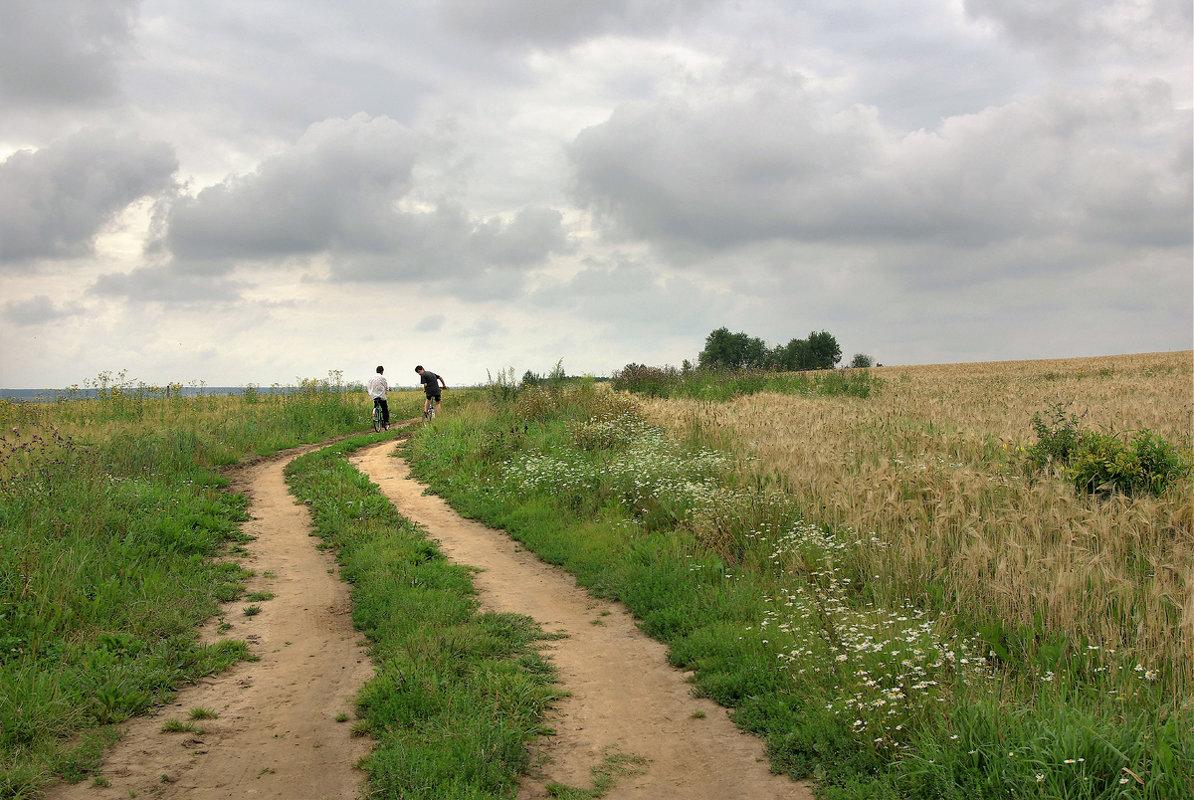 По проселочной дороге - Валерий Талашов