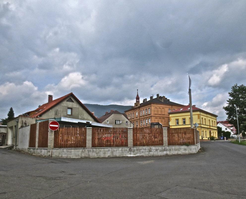 в городе Осек, Чехия - Елена