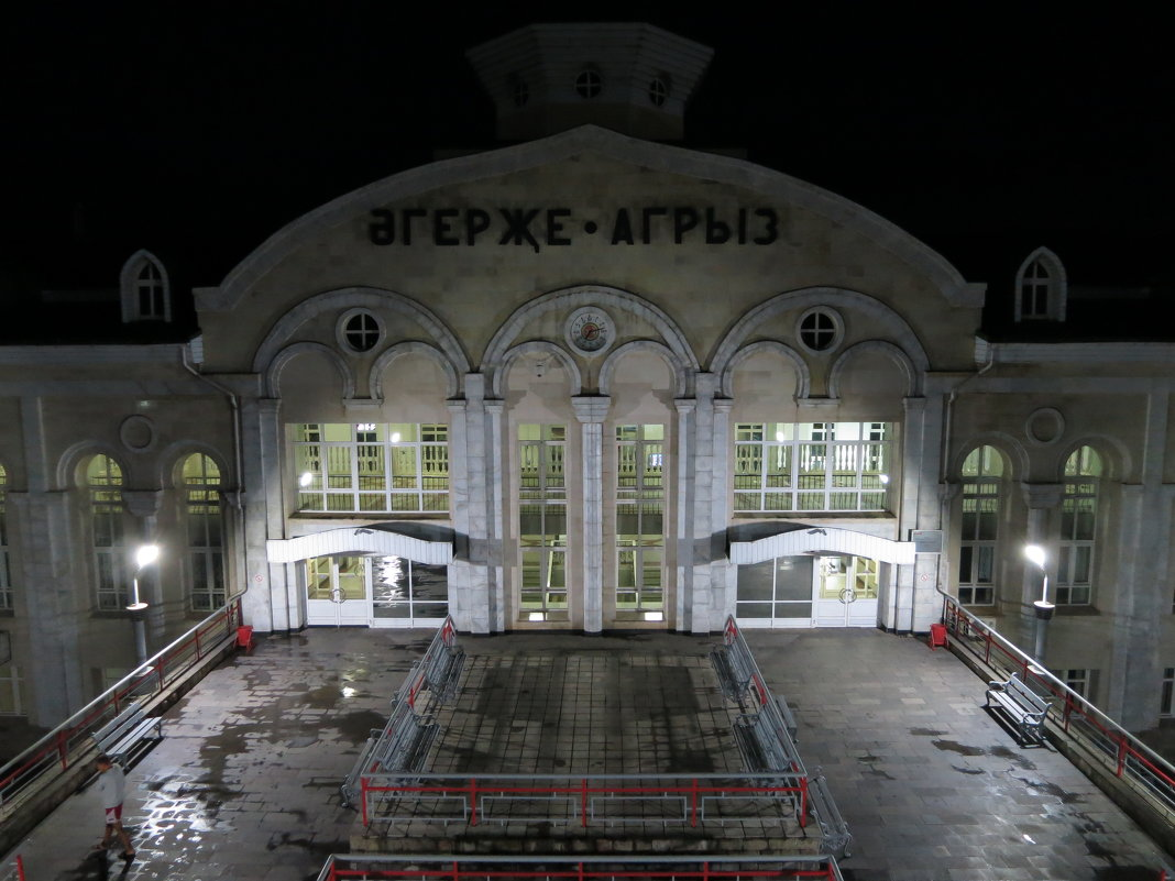 Агрыз, вокзал - Алексей Golovchenko