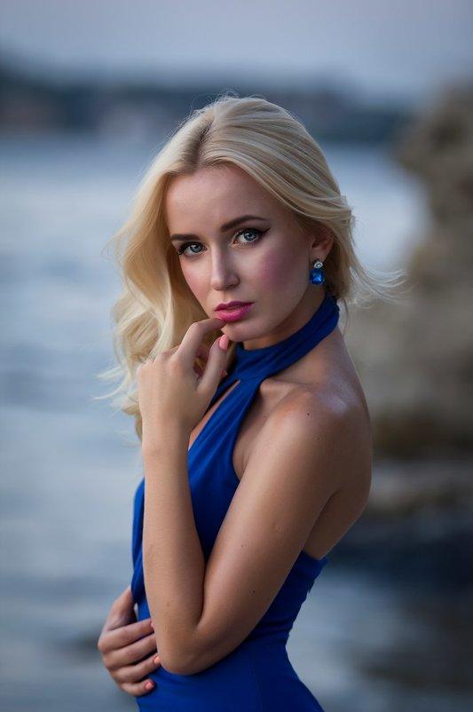 portreit - alexia Zhylina