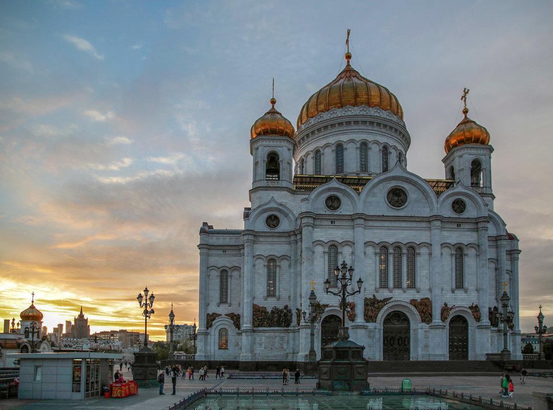 Храм Христа Спасителя - Евгений Мергалиев