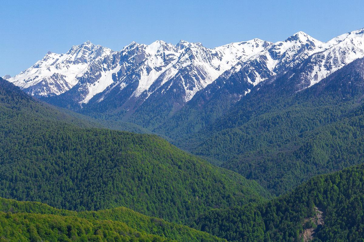 Кавказские горы - Sagaidak_Photo