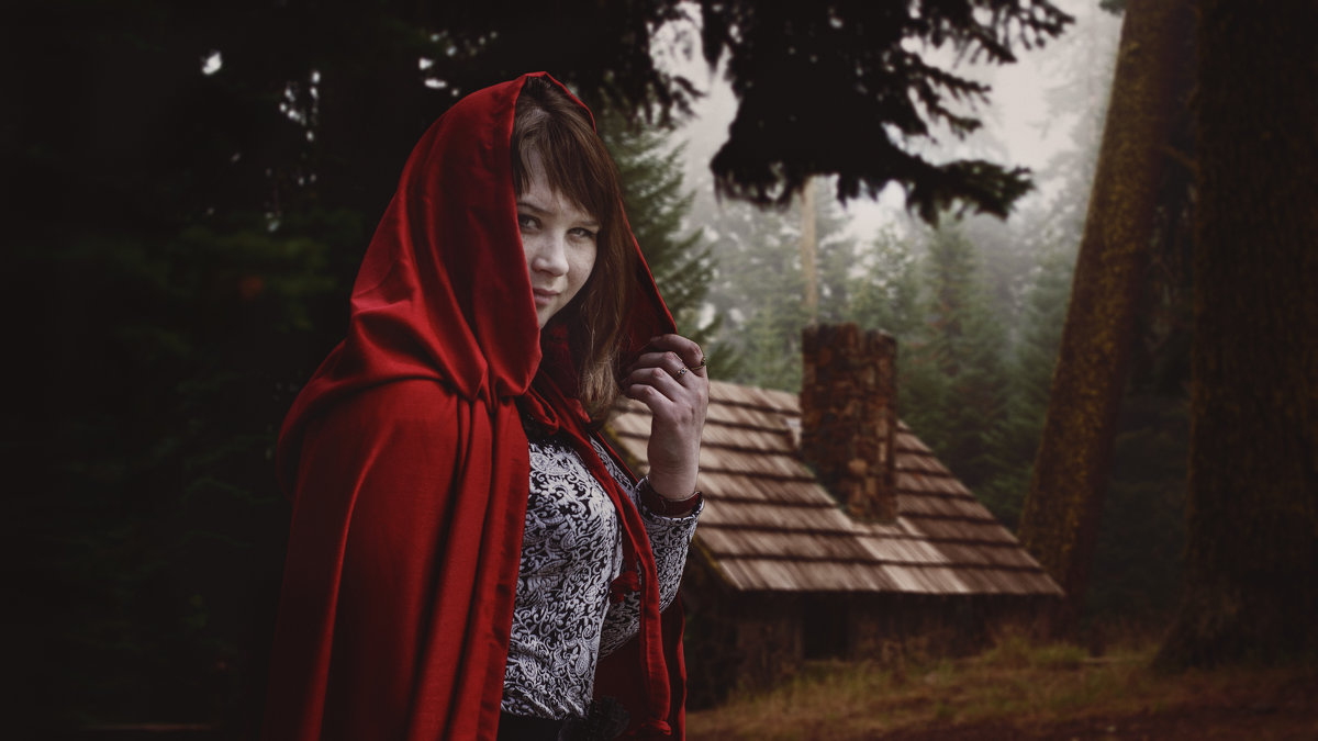 Красная шапочка - Артур Новоселов