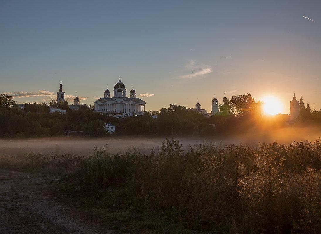Рассвет в Арзамасе... - Дмитрий Гортинский