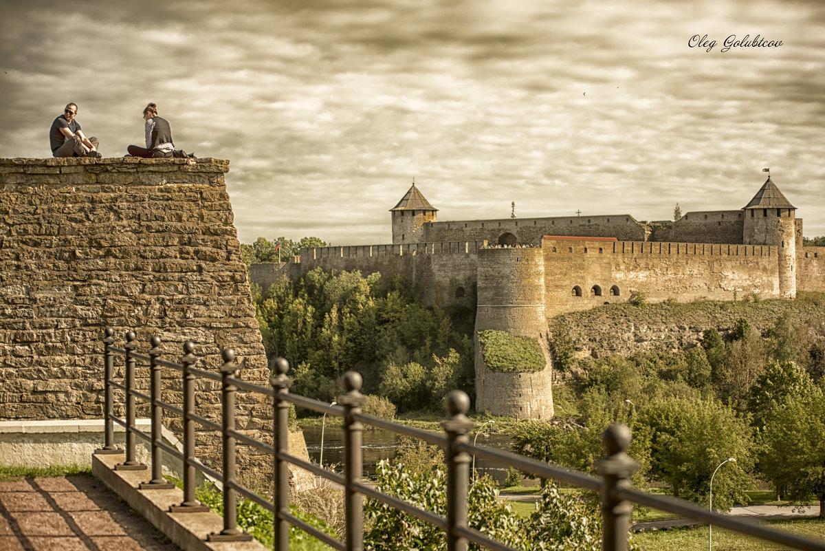 крепость - oleg Golubtcov
