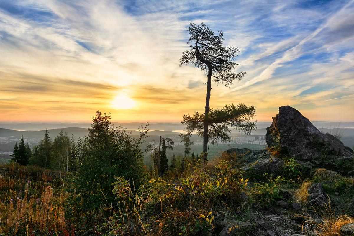 Утро в сентябре - vladimir Bormotov
