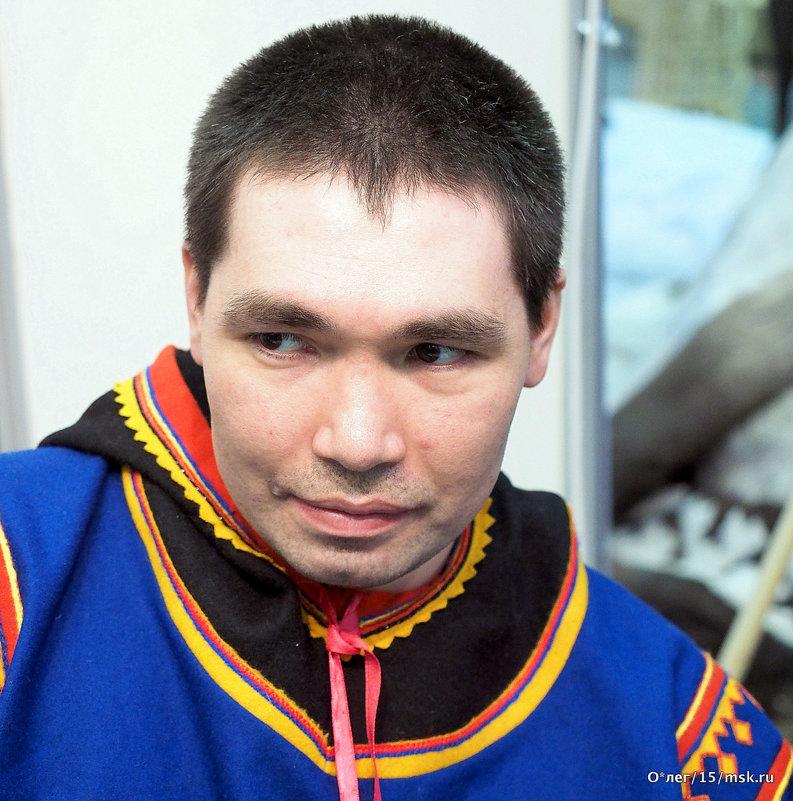 юноша с Севера - Олег Лукьянов