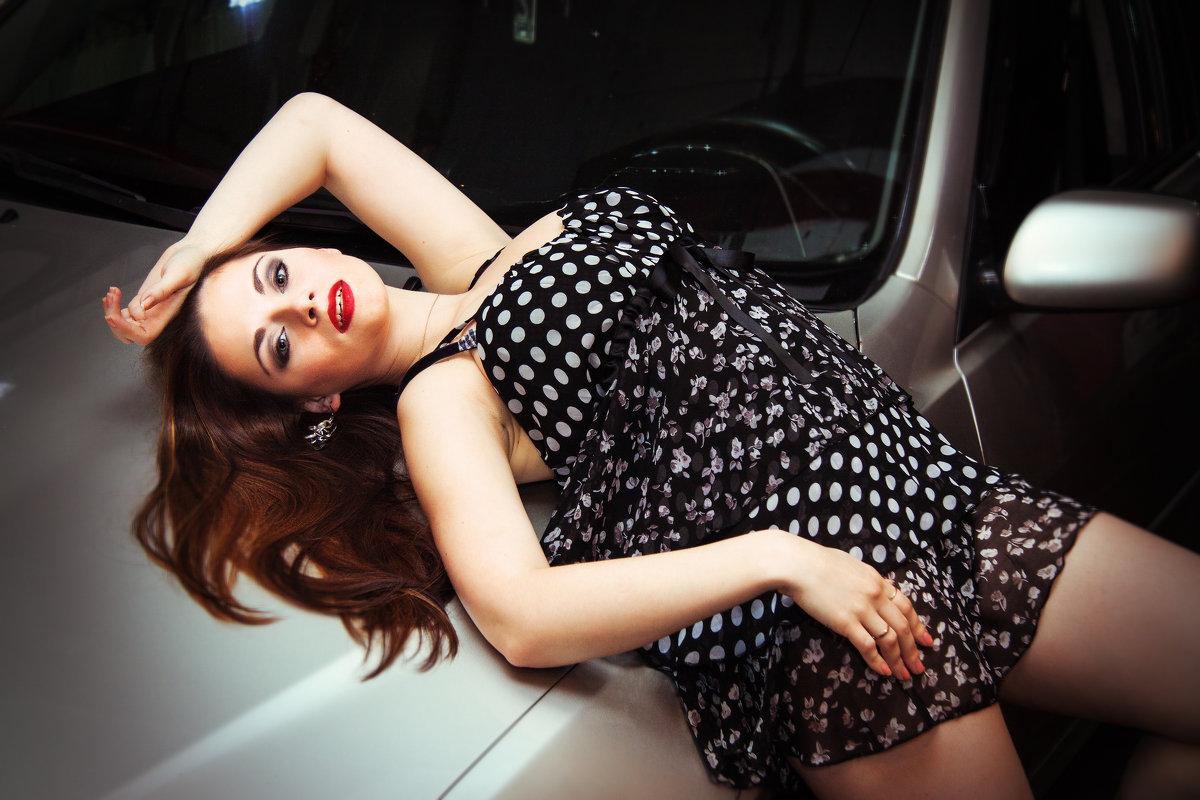 Hot - Мария Хазова