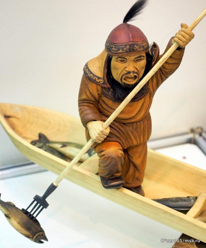 рыбак с Севера - Олег Лукьянов
