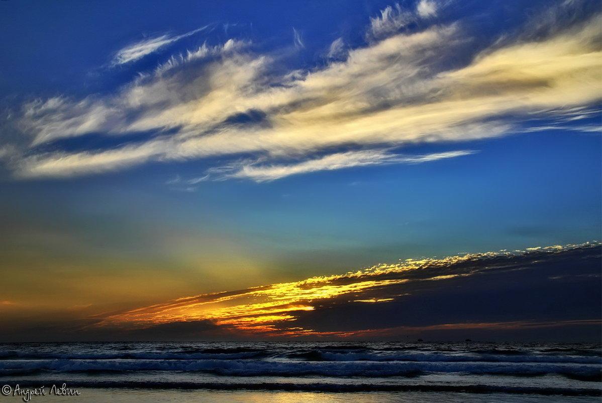 Марокко. Закат в Агадире - Андрей Левин
